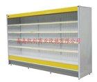 multideck display refrigerator of fresh, chilled, and frozen food/supermarket showcase/remote multi-deck/integral multi-deck