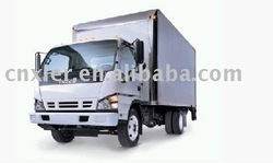ISUZU Refrigerated Box Truck for sale