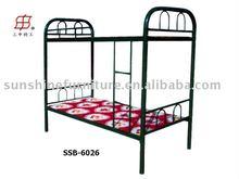 school children kids used Dormitory metal bunk bed