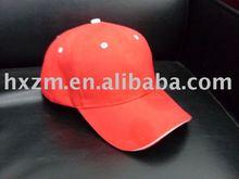 plain dyed cap