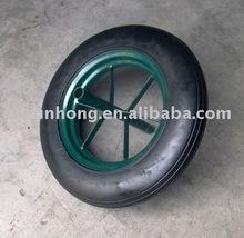 "Spare wheelbarrow solid wheels SR2701(14"" * 4"")"