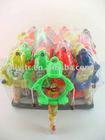 monkey drum toy candy