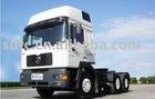 MAN trailer/tractor truck head