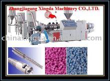 PVC granulation production line