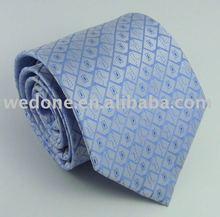 Latest fashion men's woven jacquard silk ties
