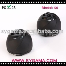 2011&2012 hot sale loudspeaker,active speaker for ipod/iphone,mp3