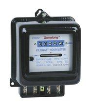 DD862 kwh meter single phase digital