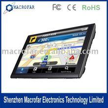 "7"" gps navigation for car bluetooth AV SpeedCam free map(MF-070F)"