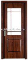 PVC SWING GLASS INTERIOR DOOR
