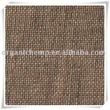 Calidad estupenda 100% de cáñamo tejido liso 10Nmx2NM para la decoración, Sofá y zapatos