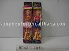 lovely doll,girl's toy,plastic doll