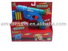 gun toy,Air launch gun toy,eva bullet gun
