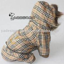 LG010 cheap soft waterproof dog coat 2011