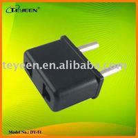 USA to EU Plug Adapter (DY-51)
