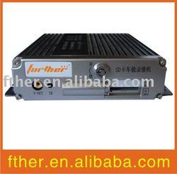 H.264 SD card mobile dvr video recorder system