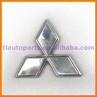 Rear Ornament Chrome Three dia Mark For Mitsubishi Pajero K96 V73 V75 V78 2003-2005 MR971337