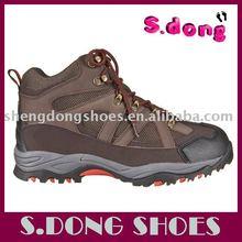 Dark Brown Men's Mile Hiking Boots