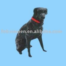 wholesale polyresin decorative dog