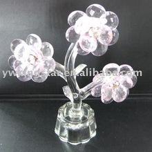 Glass Artificial Flower