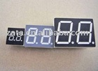 single color various inch 2 digits vehicle led display