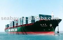 ocean/ sea freight from Guangzhou/Shenzhen/Foshan China to DUBAI United Arab Emirates