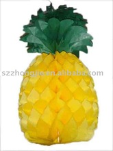 Paper artificial pineapple