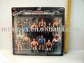 lucha de juguete pequeño de lucha libre 12 muñecas