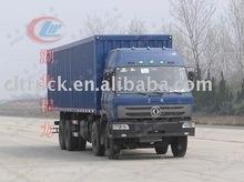 DongFeng 1290 van truck(22-24 CBM)