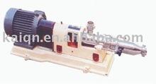 hygienic single screw pump
