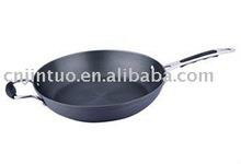 Jintuo aluminium non-stick ceramic wok