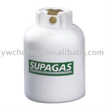 PU foam antistress gas container