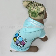 LGSS017 popular style spring dog vest with cap 2011