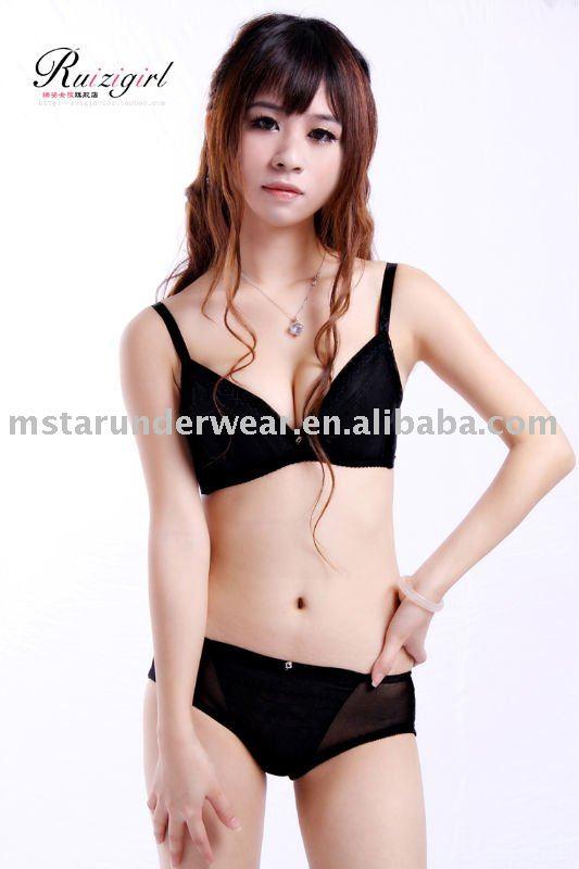 2011 Hottest sexy girls bra set(China (Mainland))