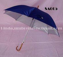 [SA005] Straight Automatic promotional rain umbrella