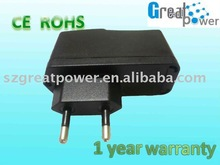 5.5V CE ROHS FCC AC/DC Adapter