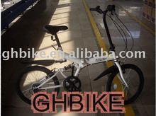 "20"" all suspension passc CE folding bike"