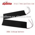 batería polivinílica del li de 3.7v 10Ah