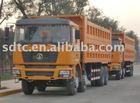 37m3 SHACMAN delong tipper/dump truck