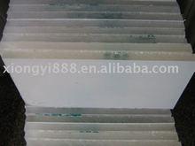 Transparent thick acrylic sheet