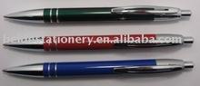 Hot Sale Retractable Aluminium Barrel Promotional Pen