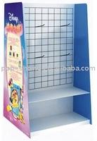 Animated drawing display stand