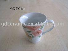 Flower Ceramic Mug