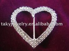 heart shape buckle