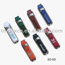 leather premium usb flash pen drive