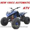 150cc ATV KAWASAKI NEW DESIGN
