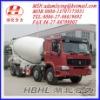 Sinotruck HOWO 8*4 Concrete truck,mixer truck