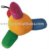Fashion Dog Squeaky Toy