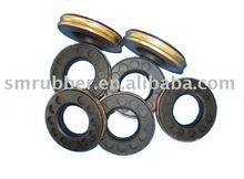 custom rubber to metal bonding buffer