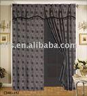 Polyester Jacquard Curtain