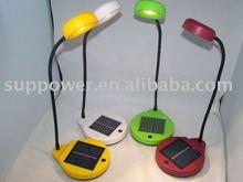 Solar table lamp,Built-in 2000mAh lipo battery